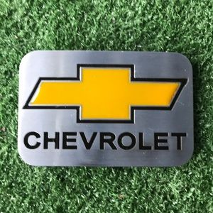 Accessories - Chevrolet belt buckle